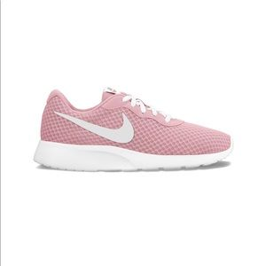 Nike Shoes Blush White Tanjun Poshmark